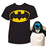 BATMAN I Am BATMAN Flip Up Tee Shirt