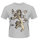 Game Of Thrones T-shirt Lion