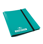 Ultimate Guard 9-Pocket FlexXfolio Turquoise