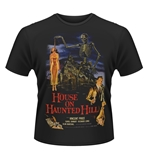 Plan 9 - House On Haunted Hill T-shirt