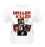 Plan 9 - Driller Killer T-shirt Driller Killer (POSTER)