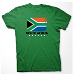 South Africa Soccer T-shirt (green)