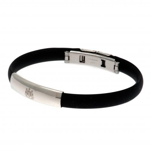 Newcastle United F.C. Colour Silicone Bracelet
