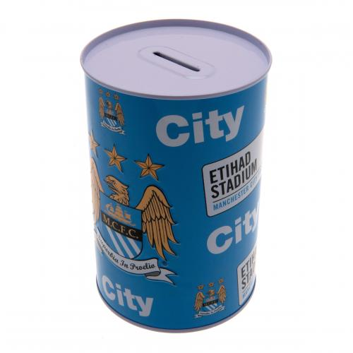 Manchester City F.C. Money Tin