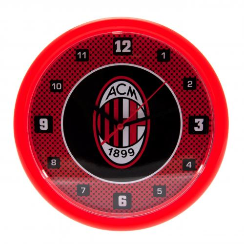 A.C. Milan Wall Clock BE