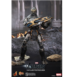 The Avengers Movie Masterpiece Action Figure 1/6 Chitauri Footsoldier 30 cm