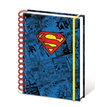 DC Comics Notebook A5 Superman