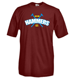 Hammers Supportes T-shirt