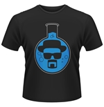 Breaking Bad T-shirt Round Bottom Flask