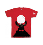 WOLFENSTEIN The New Order Trophy Extra Extra Large T-Shirt, Red
