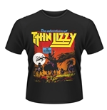Thin Lizzy T-shirt Hit Singles Adventures