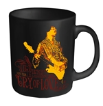 Jimi Hendrix Mug Cry Of Love