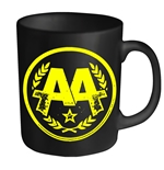 Asking Alexandria Mug Circle Logo