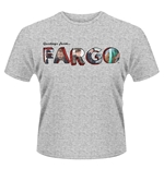 Fargo T-shirt Greetings From