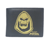 Gold print Skeletor Wallet