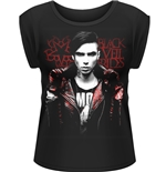 Black Veil Brides T-shirt Collar