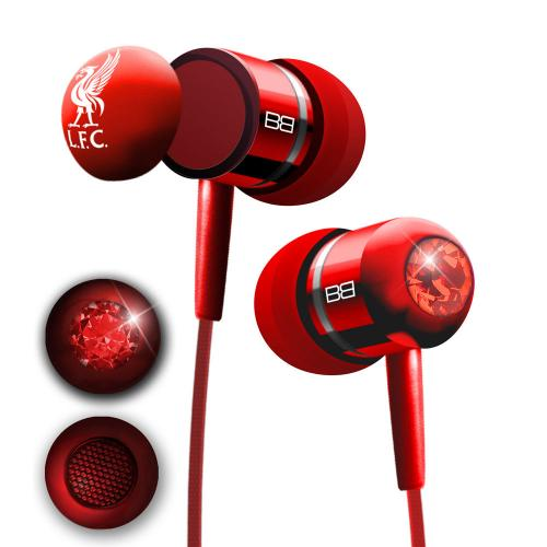 Liverpool F.C. BassBuds Luxury Headphones
