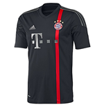 2014-15 Bayern Munich Adidas Third Football Shirt