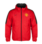 2014-15 Man Utd Nike Core Padded Jacket (Red)