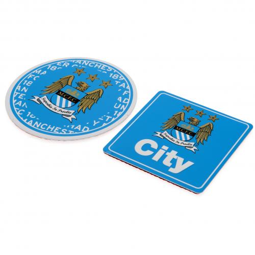 Manchester City F.C. Multi Surface Signs