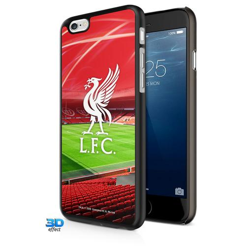 Liverpool F.C. iPhone 6 Hard Case 3D