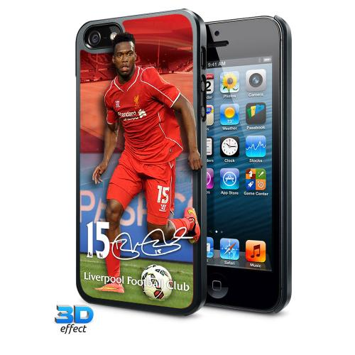 Liverpool F.C. iPhone 5 / 5S Hard Case 3D Sturridge