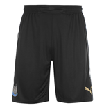2014-15 Newcastle Home Football Shorts (Kids)