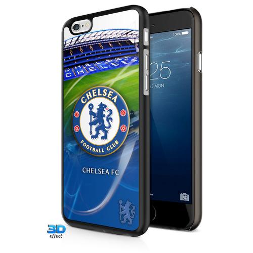 Chelsea F.C. iPhone 6 Hard Case 3D