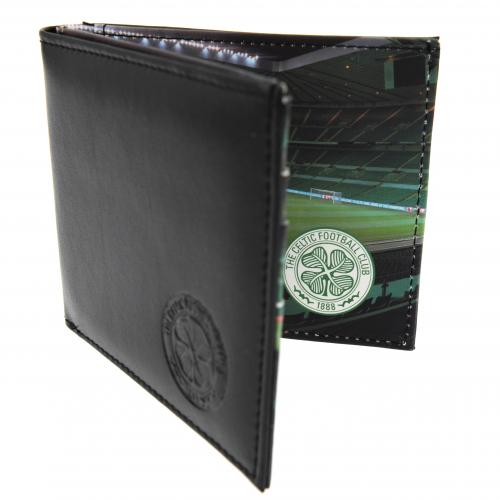 Celtic F.C. Leather Wallet Panoramic 801