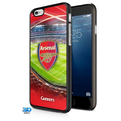 Arsenal F.C. iPhone 6 Hard Case 3D