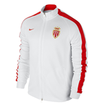 2014-2015 Monaco Nike Authentic N98 Jacket (White)