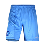 2014-2015 Napoli Macron Home Shorts (Blue)