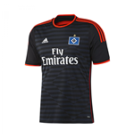 2014-2015 Hamburger SV Adidas Away Football Shirt