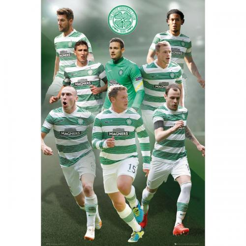 Celtic F.C. Poster Players 51