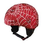 Spiderman Helmet Cover