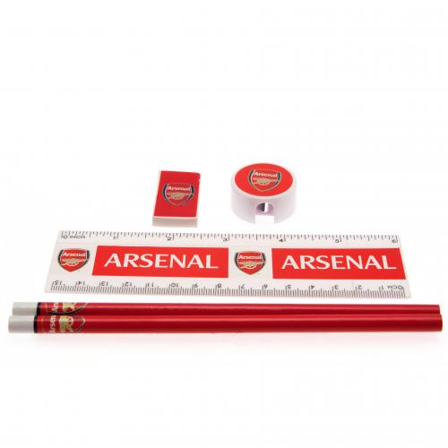 Arsenal F.C. Core Stationery Set