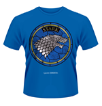 Game of Thrones T-Shirt House Stark blue