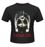 Lacuna Coil T-shirt Head