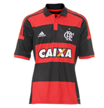 2014-2015 Flamengo Adidas Home Football Shirt