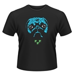 Plan 9 - Pug T-shirt Meth Slab Pug