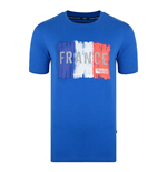France Rwc 2015 Rugby T-shirt (blue)