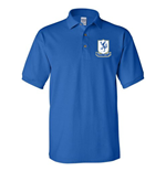 Enfield Town Official Polo Shirt (Blue)