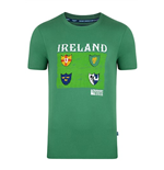 Ireland Rwc 2015 Rugby T-shirt (green)