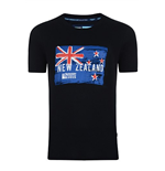 New Zealand Rwc 2015 Rugby T-shirt (black)