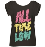 All Time Low T-shirt Melted