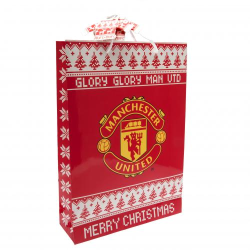 Manchester United F.C. Nordic Gift Bag Medium
