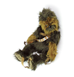 Star Wars Buddy Backpack Chewbacca 71 cm