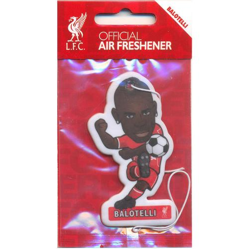 Liverpool F.C. Air Freshener Balotelli