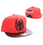 Spider-Man Adjustable Cap Black Spider