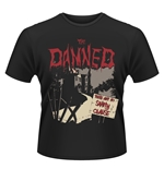 The Damned T-shirt AIN'T No Sanity Clause